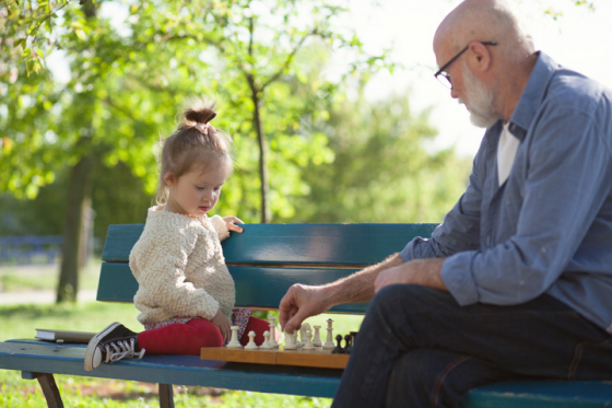 Don't miss a moment in your grandchild's life